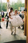 Svatba - Pořádání svateb je samozřejmostí.